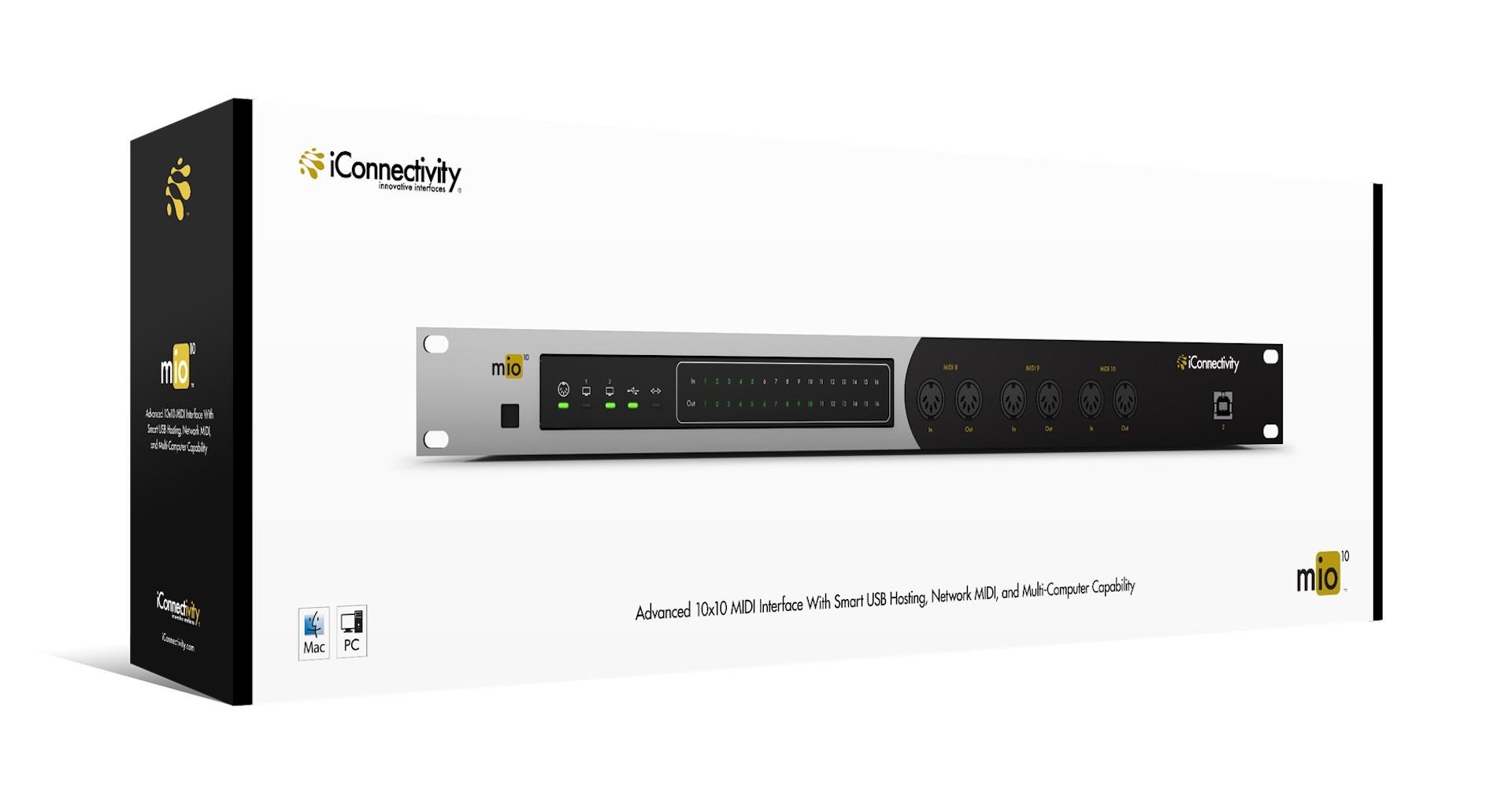 iConnectivity MIO 10