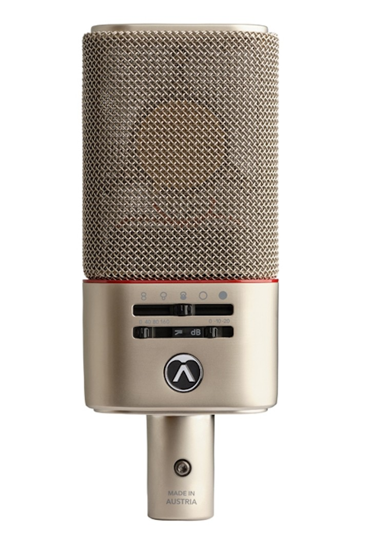 Austrian Audio OC818 Studio Set | Giraffe Audio