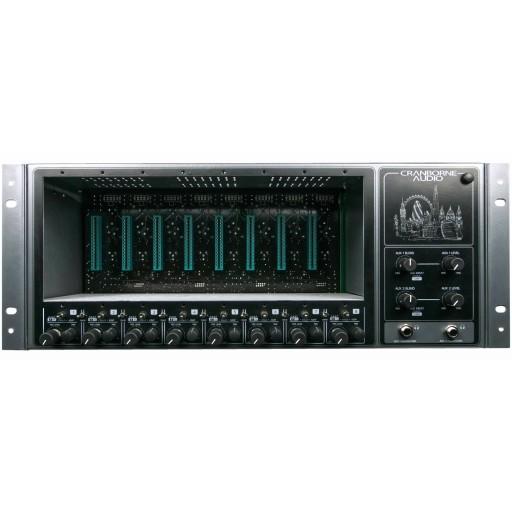 Cranborne Audio 500ADAT Expander, Summing Mixer and 8-Slot 500-Series Rack