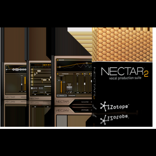 iZotope Nectar 2 Vocal Effect Plugin Bundle (Serial Download)