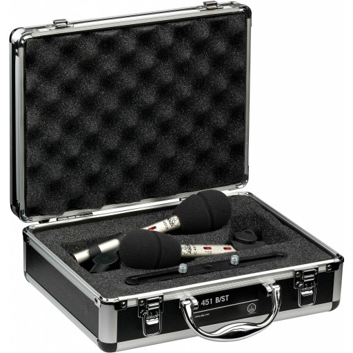 AKG C451B Stereo Pair