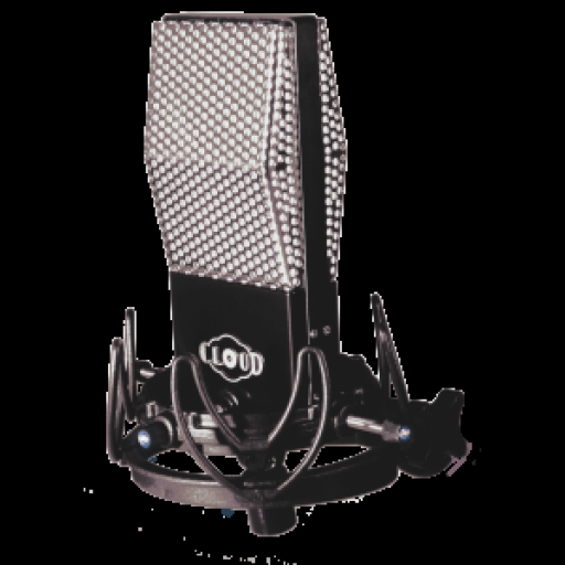 Cloud 44-A Active Ribbon Microphone