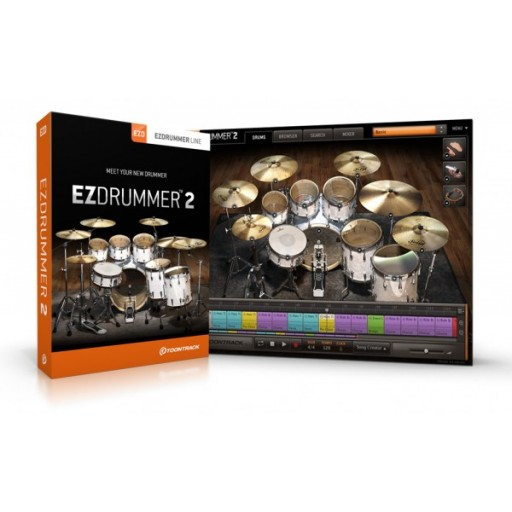 Toontrack EZdrummer 2 (Serial Download)