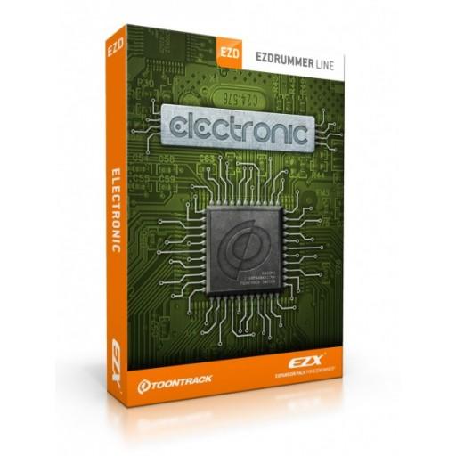 Toontrack EZX | Electronic