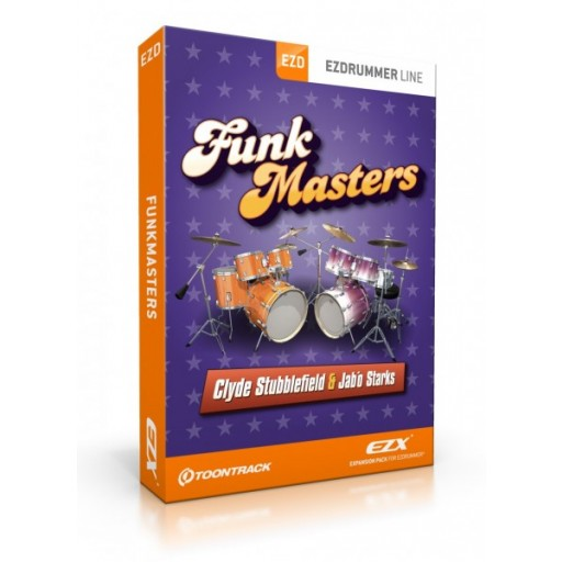 Toontrack EZX - Funkmasters