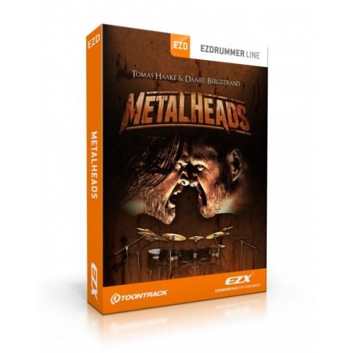 Toontrack EZX | Metalheads