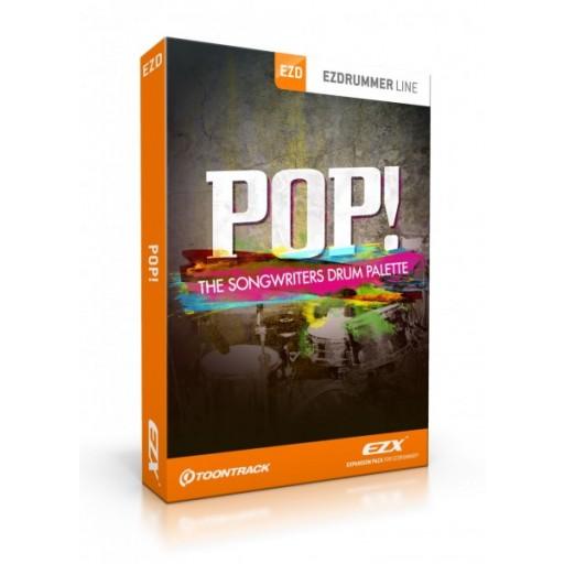 Toontrack EZX - Pop!