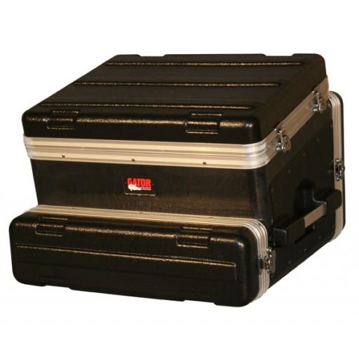 Gator Cases GRC-8X2 Combi Mixer 8U Angled Top