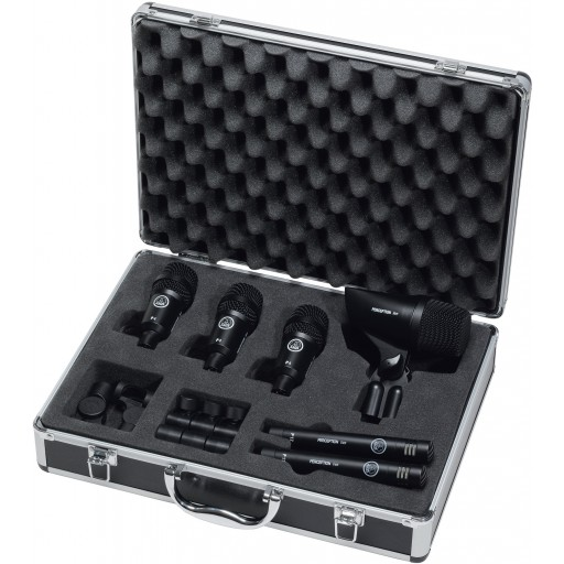 AKG Groove Pack Microphone Set
