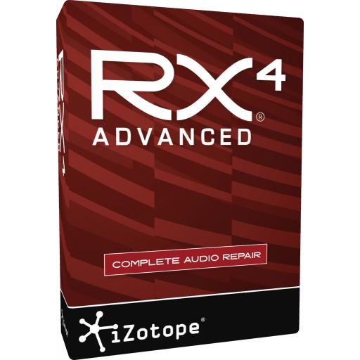 iZotope RX4 Advanced Box