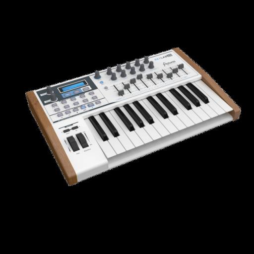 Arturia Keylab 25 Keyboard Controller with Analog Lab software