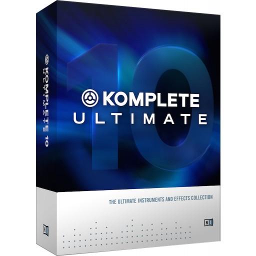 Native Instruments Komplete 10 Ultimate