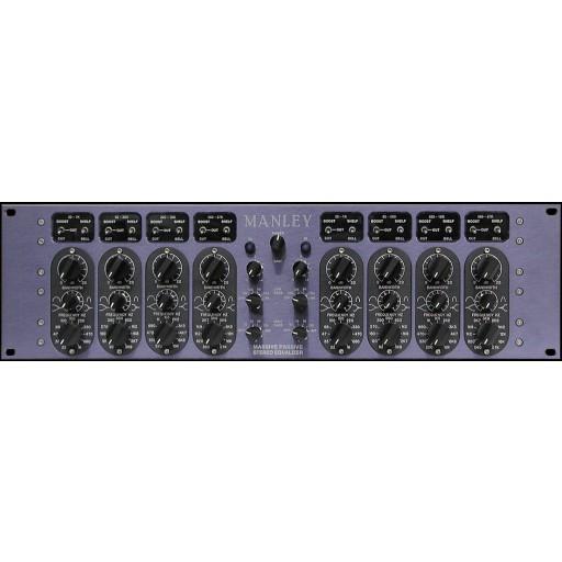 Manley Labs Massive Passive Stereo Tube EQ - Mastering Version