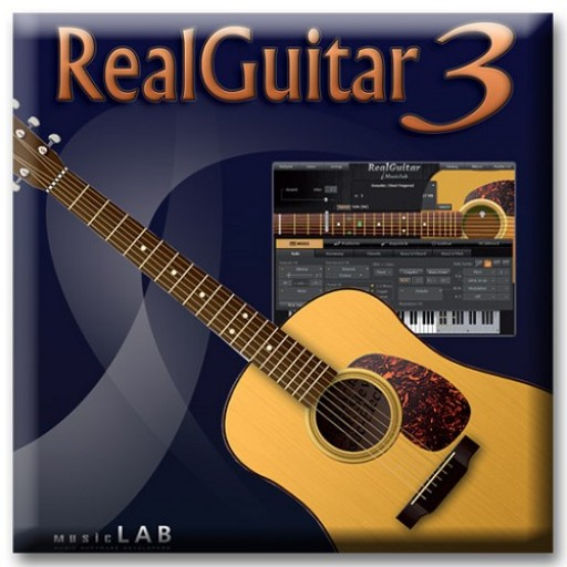 MusicLab RealGuitar 3 Serial Download