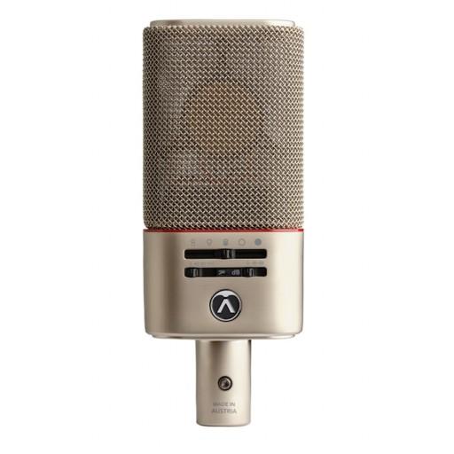 Austrian Audio OC818 Microphone Studio Set