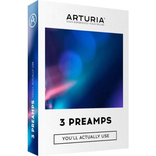 3 Preamps Box