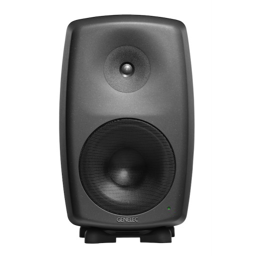 Genelec 8260A Compact DSP 3-way Active Monitor - Matt Black (Single)