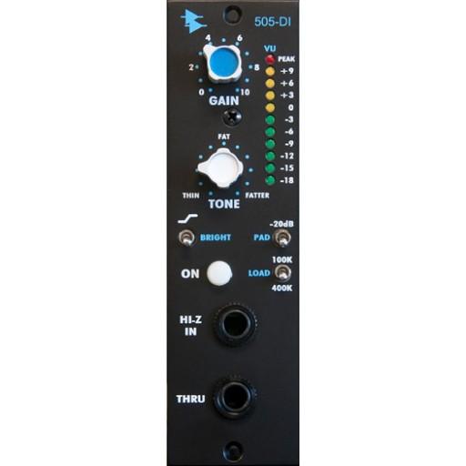 API 505 DI Direct Input 500 series module