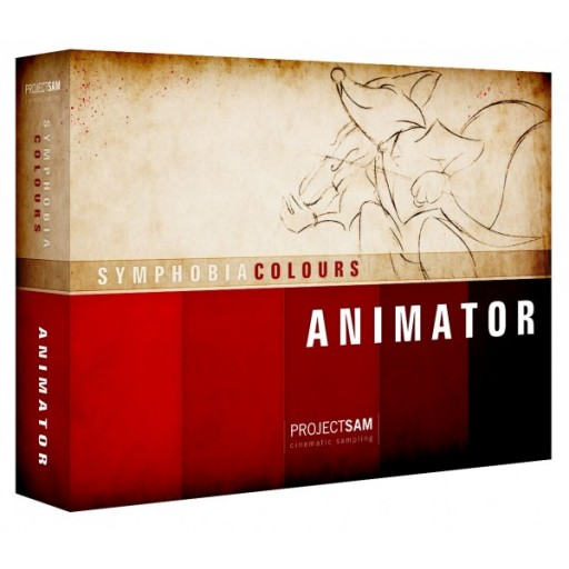 ProjectSAM Symphobia Colours Animator (Serial Download)