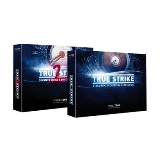 ProjectSAM True Strike 1 & 2 Bundle