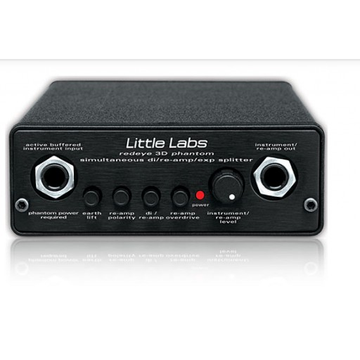 Little Labs Red Eye 3D DI/Reamping box