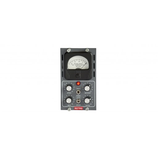 Retro Instruments DOUBLEWIDE DoubleWide 500-Series Tube Compressor