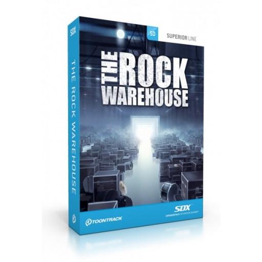 Toontrack SDX: The Rock Warehouse