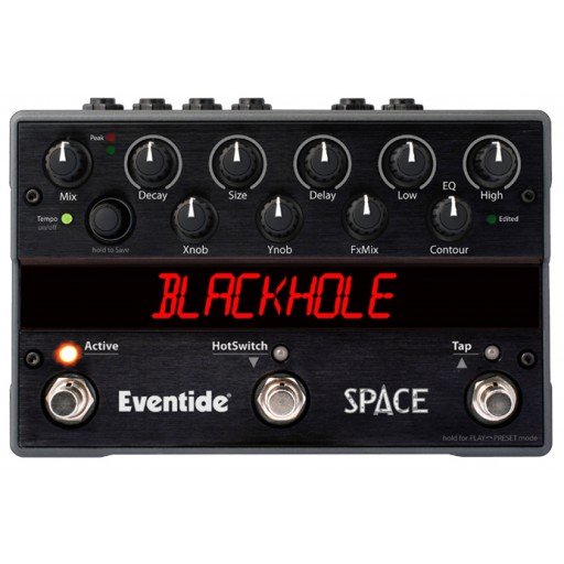 Eventide Space front above