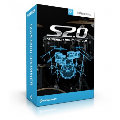 Toontrack Superior Drummer 2 Serial Download