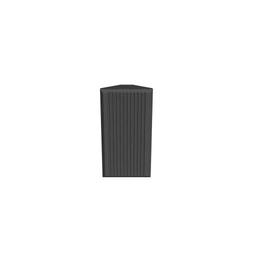 Universal Acoustics Jupiter Bass 600 Charcoal