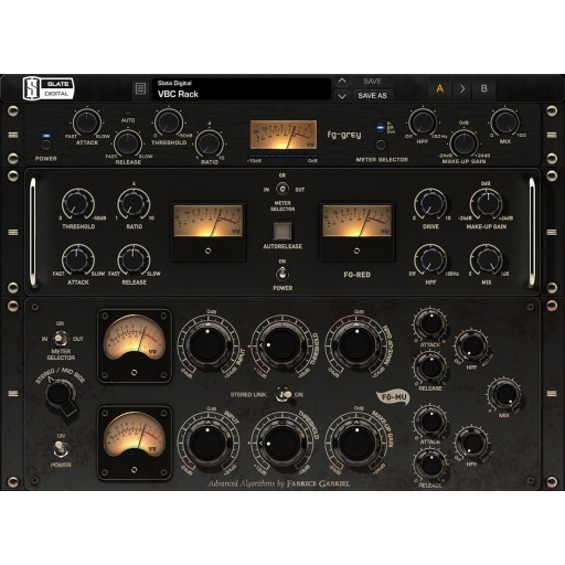 Slate Digital Virtual Buss Compressors screenshot