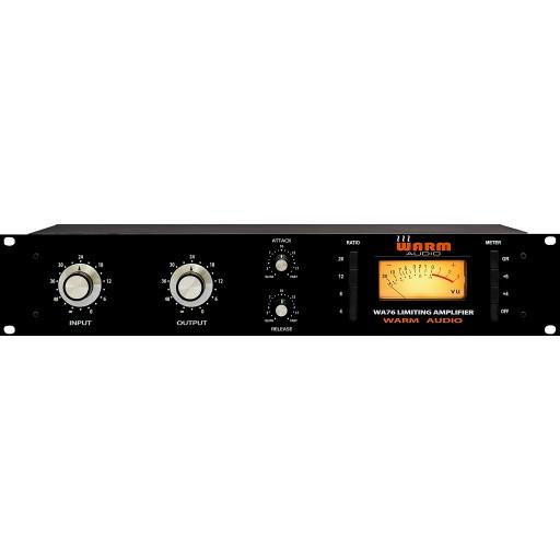 Warm Audio WA76 Classic FET Compressor front