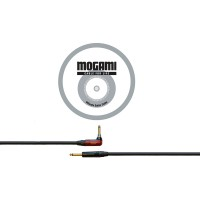 Mogami Instrument 6m Ultimate Guitar Cable Straight to Right Angled Jack (3368)