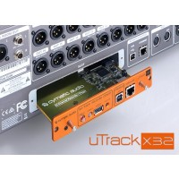 Cymatic Utrack X32 slot