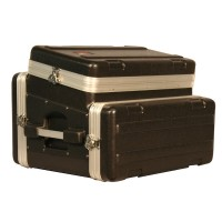 Gator Cases GRC-6X4 Combi Mixer 6U Angled Top