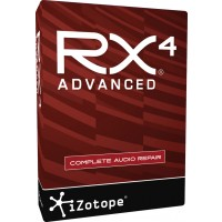 iZotope RX4 Advanced Box