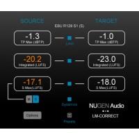 Nugen Audio LM Correct 2