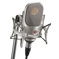 Neumann TLM 107 Nickel in Shock mount