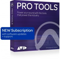 Avid Pro Tools Student/Teacher Subscription