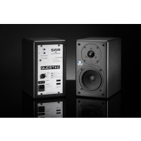 Quested S6R Active Studio Monitor side