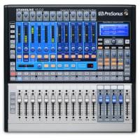 PreSonus StudioLive 16.0.2 16 Channel Digital Mixer  front above