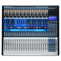 PreSonus StudioLive 24.4.2AI Digital Mixer  front above