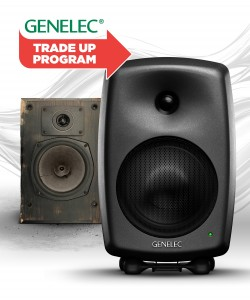 Genelec Trade In PR Pic