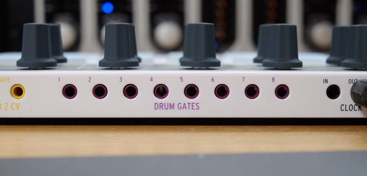 Beatstep Pro Drum Outputs