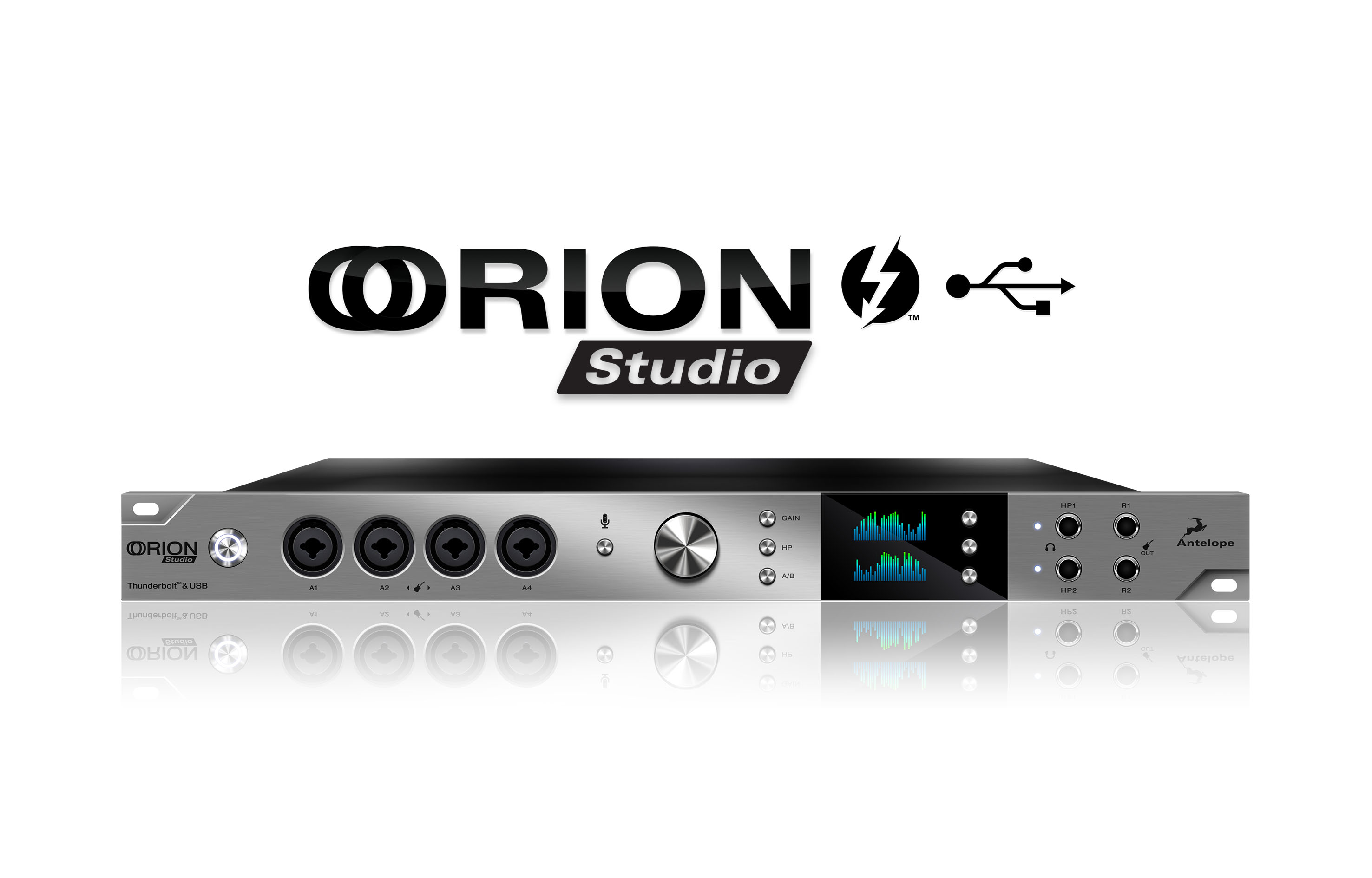 Front panel_Orion Studio_white