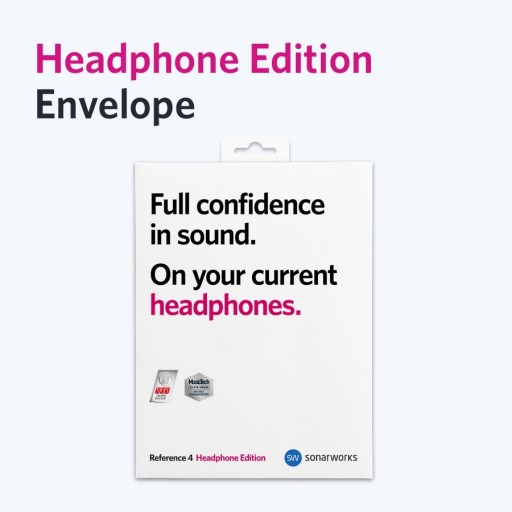 Sonarworks Headphone Edition (Boxed Version)