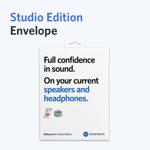 Sonarworks Reference 4 Studio Edition Software Only