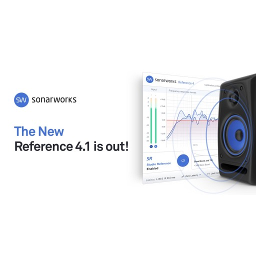 Sonarworks Reference 4 Studio Edition Boxed with Microphone