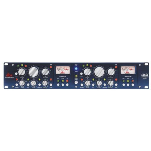 DBX Pro 160SL Blues Series Compressor/Limiter