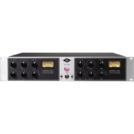 Universal Audio 2-1176 Dual Limiter